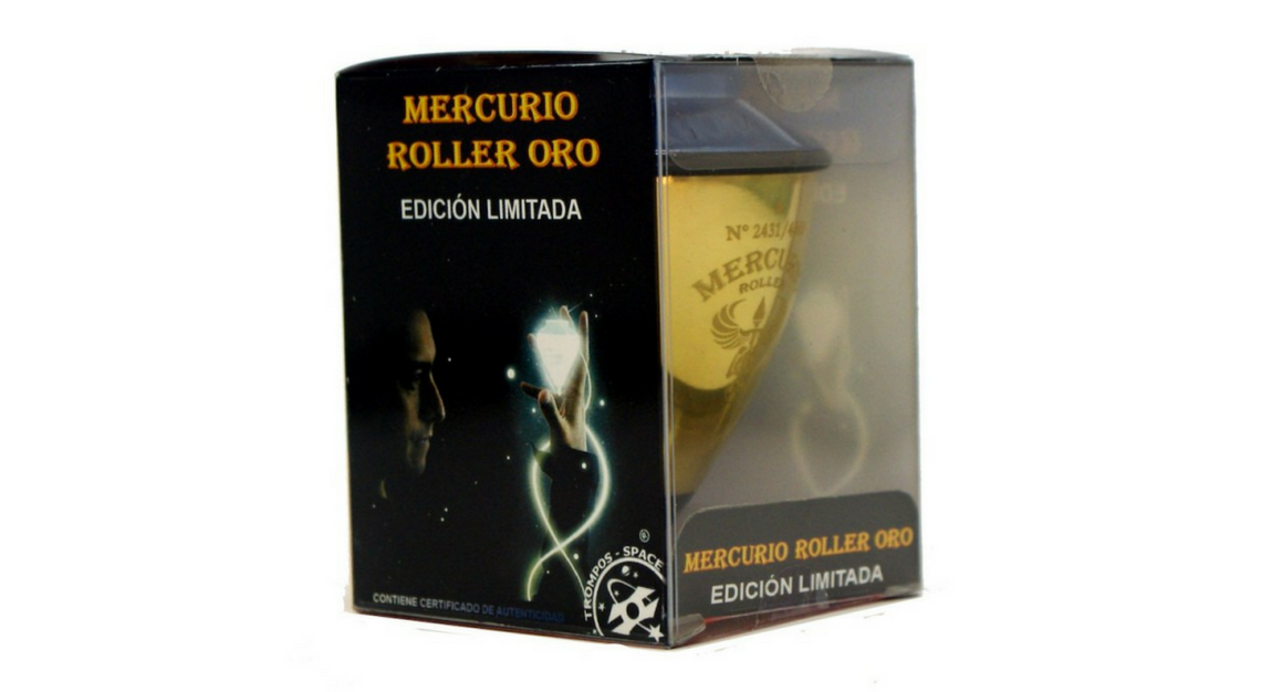 Trompos Mercurio Oro